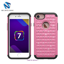 New Design Mobile phone cover Case For iPhone 7 TPU hard pc back Cover