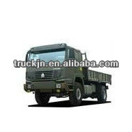 Howo 4x4 Tipper/All Wheel Drive Vehicle (ZZ3167M4327/LOWA)