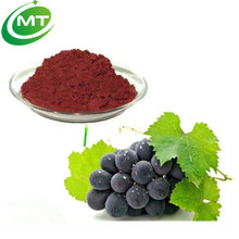 high quality food grade Resveratrol peel red Grape Skin Extract