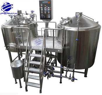 Brewhouse and fermenters,5 bbl microbrewery equipment for sale beer equipment