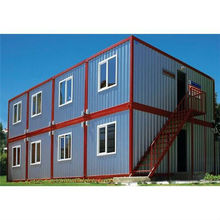 mobile combined sandwich panel modular container house for miners/workers