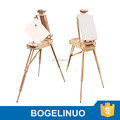 in stock 145cm three legs wooden sketch box easel lady easel box