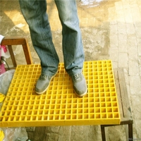 2016 new products fiberglass reinforced plastic grating from China
