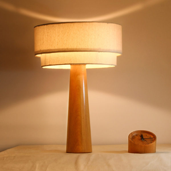 Popular Bed Side Clouds Table Lamp Shade