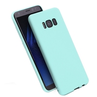D075 Hot Selling Trade Assurance Candy Color Silicone Promotional Phone Case For Samsung S8