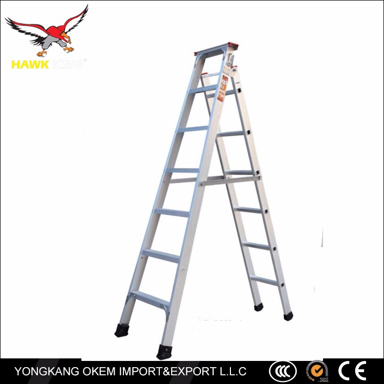 High Quaility collapsible extension ladder
