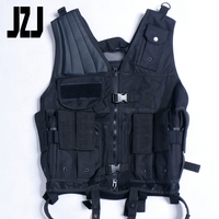 High quality military use camouflage tactical armor ballistic protective bulletproof vest