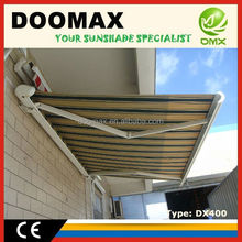 Balcony Waterproof Outdoor Floor Covering Sunshade Awning