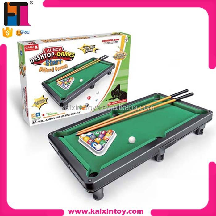 Billige kinder mini billardtisch snooker und billardball for Billige pool sets