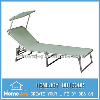 High quality foldable aluminium sun lounger, cheap sun loungers, outdoor sun loungers