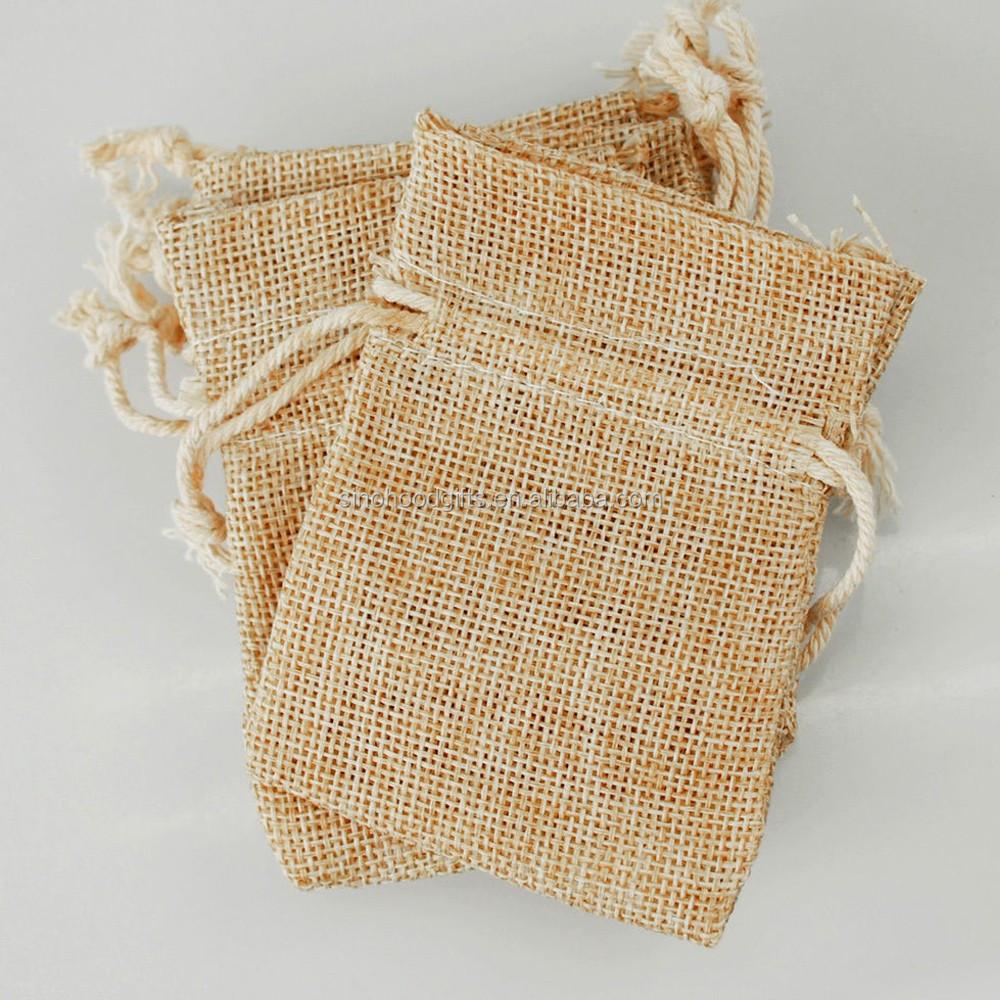 wholesale plain drawstring bag burlap tote buy burlap