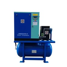 16bar air compressor,dryer,filter and air tank for laser cutting machine