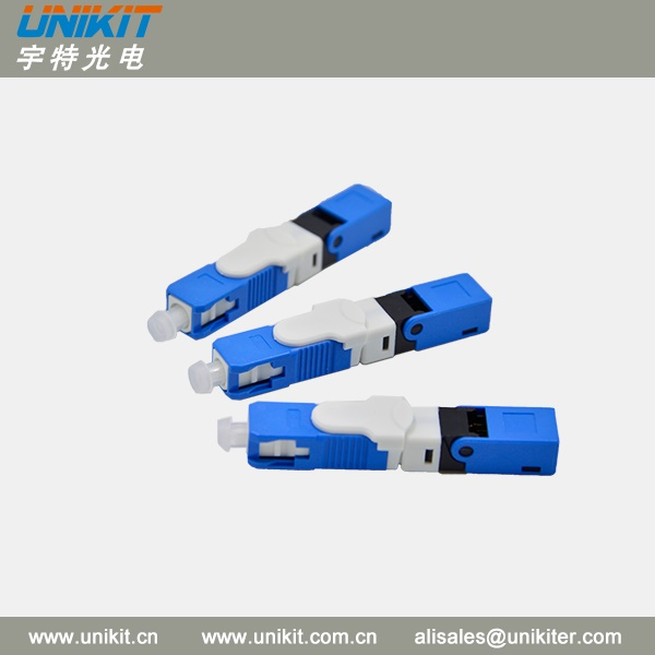 Factory Price New type SC UPC/APC FTTH Field Assembly Fast Connector