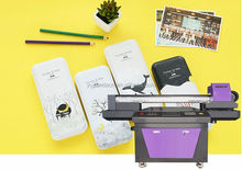 UV flatbed printer, size UV Printer,Can Print 3D Embossed Image(DX5 Printhead)