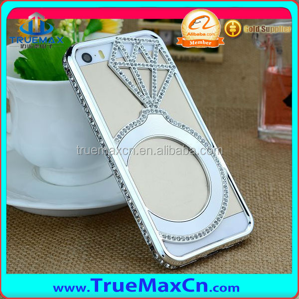 Large in stock for iPhone 5 metal bumper, bumper case for iPhone 5 at good price