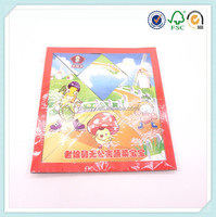 Promotion education jigsaw puzzle toy/brainteaser tangram game