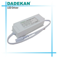 Shenzhen Dadekan Electronic 45w led driver supply for Down light with UL standard
