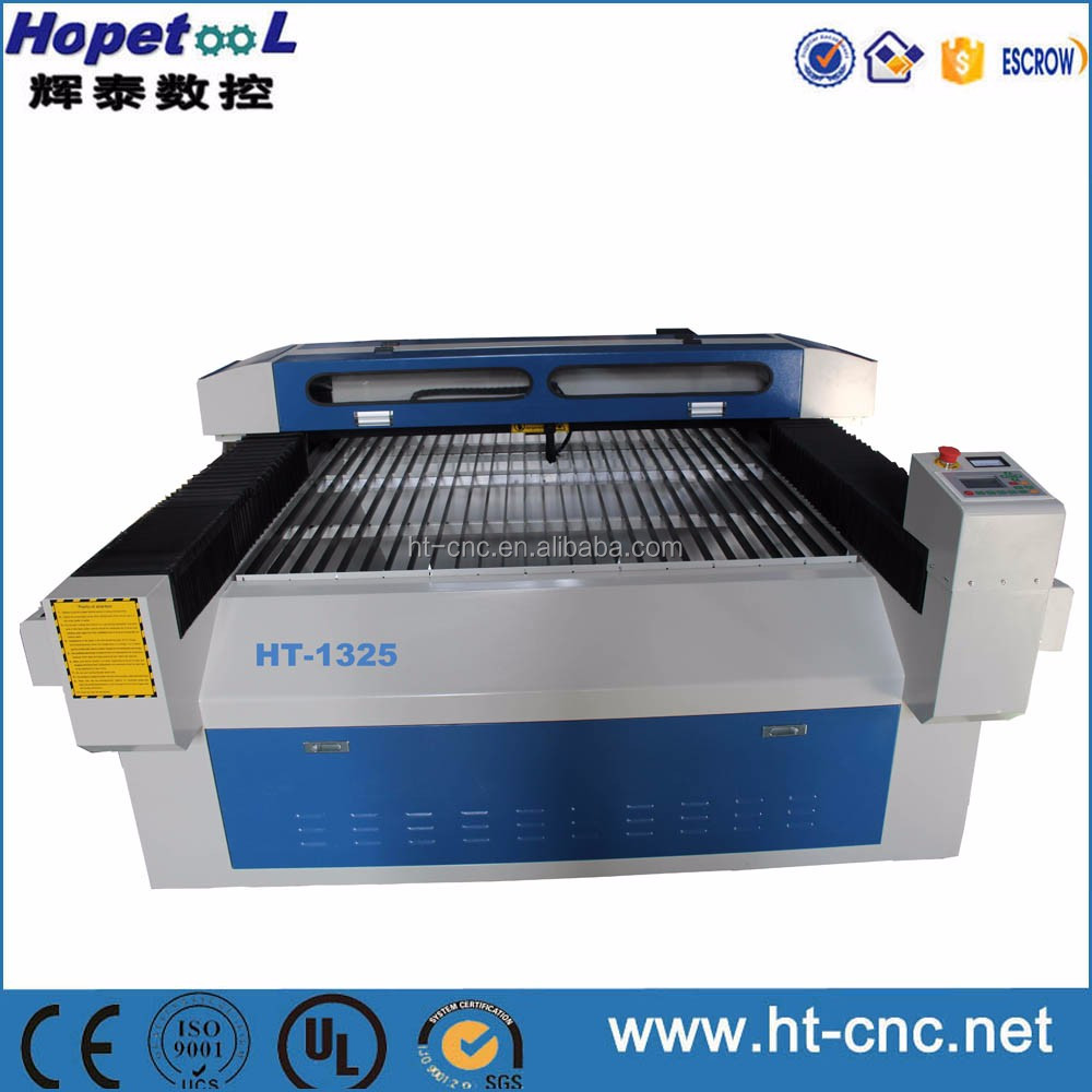 ISO ,CE certificated 1325 laser cnc machine