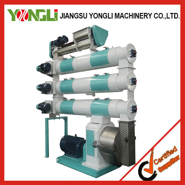 CE approved reasonable price small floating fish feed mill machine