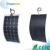 100W chinese factory directly sale high efficiency semi flexible solar panel easy install panel for caravan house