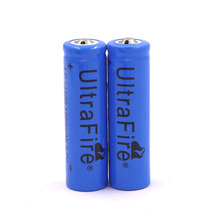 LC 14500 battery 3.7V 1200mAh rechargeable li ion battery for flashlight