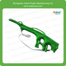 ASTM plastic inflatable toy sub machine gun for children safe