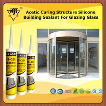 Acetic Curing Structure Silicone Building Sealant For Glazing Glass