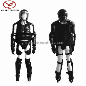 non-ballistic Anti Riot uniform used army supply/anti-riot gear