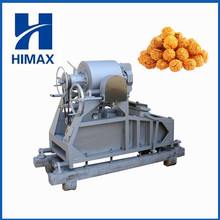 Popcorn Application and New Condition industrial popcorn making machine