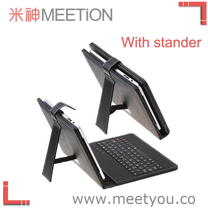 2014 Big size micro usb keyboard for tablet