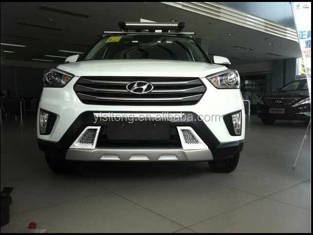 New products front and rear bumper guard suitable used on 2014 Hyundai ix25/Creta