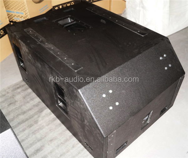 "SB1000Z pro sound systems subwoofer dual 18"" speaker box"