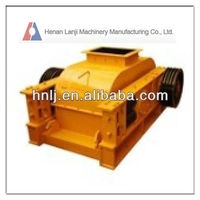 Henan famous double roller teeth crusher factory on sale
