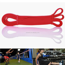 Latex Rubber Resistance Bands for Power Lifting