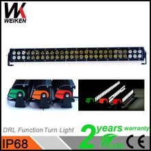 Motorcycle 4x4 162w 27inch Night Warning Light Bar Free Protective Cover
