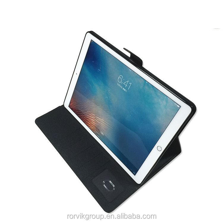 New Product Stand Leather Tablet Covers Case for iPad Pro, For iPad Pro 12.9 Inch Case