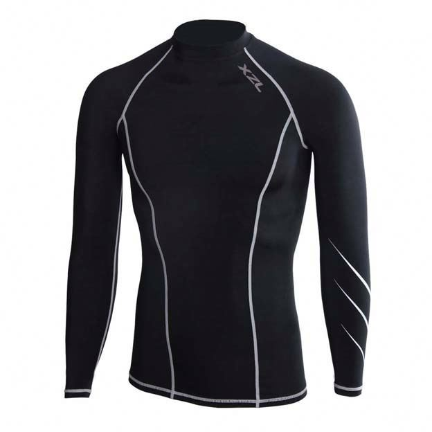 lycra short sleeve mma rash guards and base layers for man sportwear