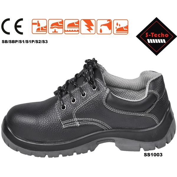 Oil industry safety shoes for men export to Thailand