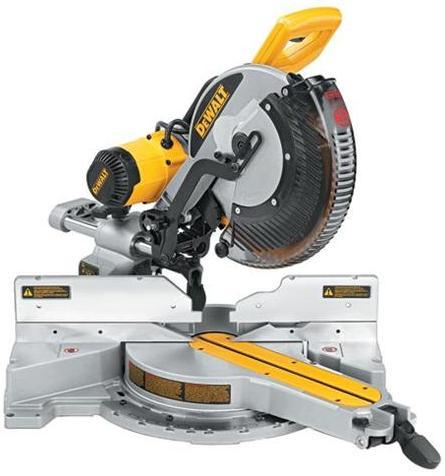 "Dewalt Dw718 12"" Double Bevel Slide Compound Miter Saw"
