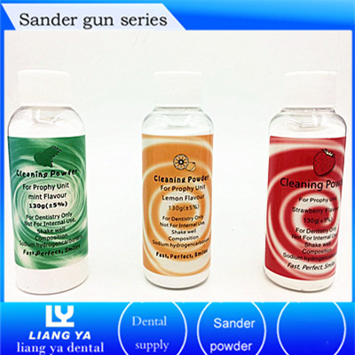 Cheapest Dental Sander Powder for dental air polishers/dental products denture materials