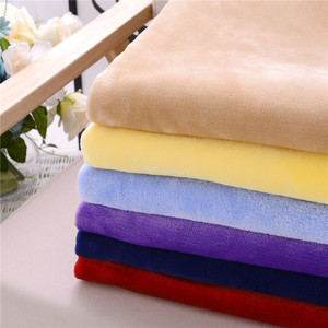 100% polyester factory sale soft touch thick coral fabric coral fleece