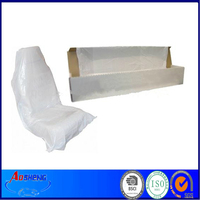 Disposable PE Seat Covers For Car