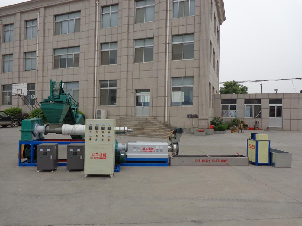 PE Plastic Granules Making Machinery
