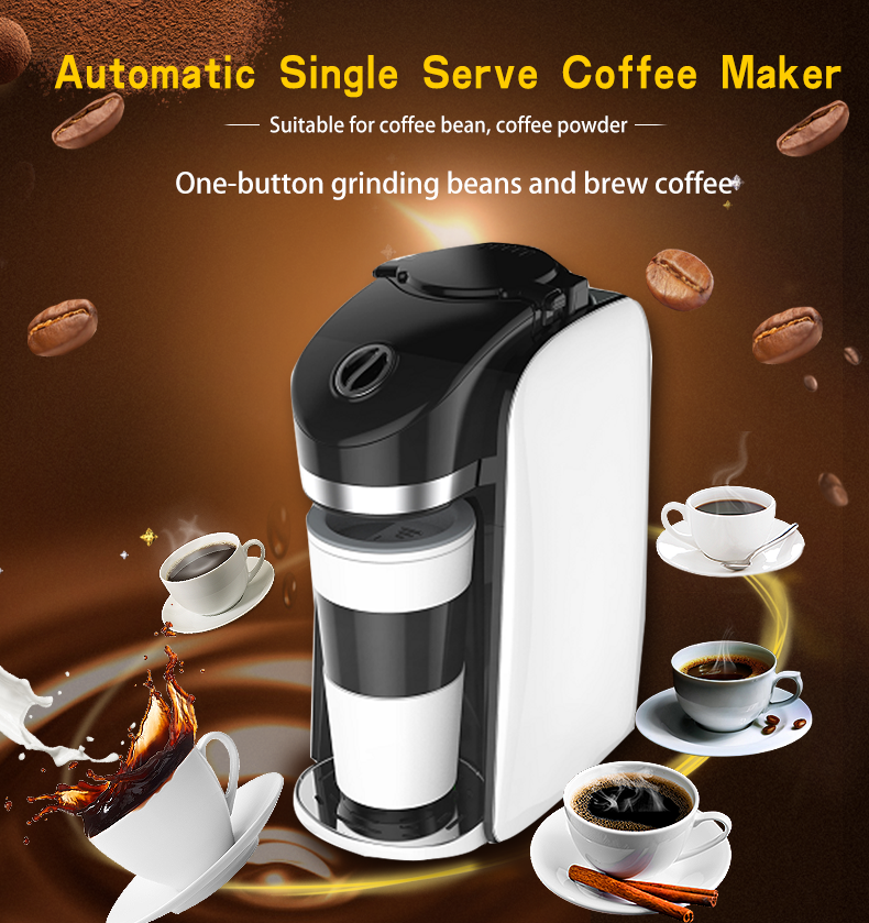 2019 New fully automatic coffee machine commercial automatic coffee maker machine