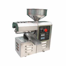 DX-10 Home cold oil press machine for soybean groundnut coconut avocado sesame and olive