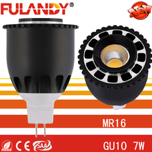 New product GU10 mr16 cob led spotlight 4w free standing spotlights
