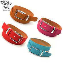 Handmade Band Newest Ladies Fashion PU Leather Belts Women Belts