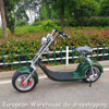 European Warehouse Adult electric motorcycle with 10 inch big tire battery cheap scooter 60V 20AH 2000W