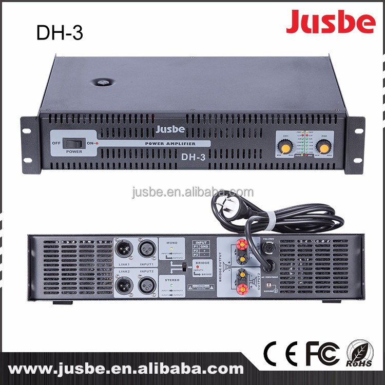 high quality hifi high fidelity AB class home theater 400 watts stereo amplifier