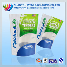 wholesale heat seal breast milk storage bag for health food